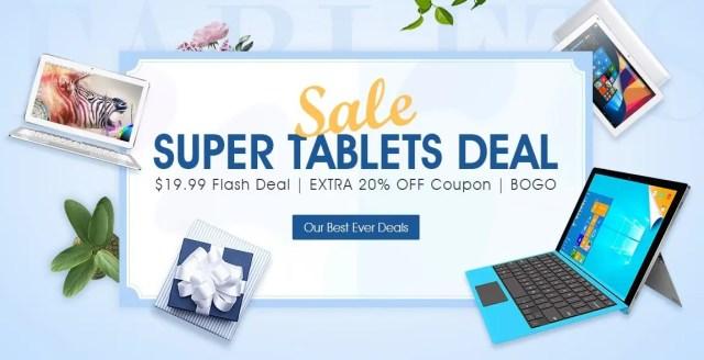 Super Tablet Deals