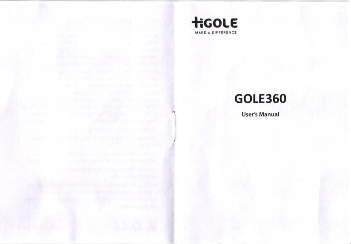 HIGOLE GOLE360 Panorama VR アクションカメラ 1