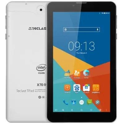 Teclast X70 R 3G SoFIA Atom X3-C3230 1.0GHz 4コア