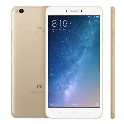 gearbest Xiaomi Mi Max 2 Snapdragon 625 MSM8953 2.0GHz 8コア CHAMPAGNE GOLD(シャンペンゴールド)