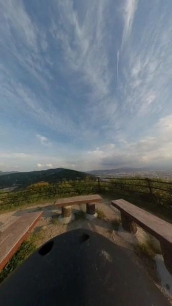 Mi Sphere Cameraアプリ Flat