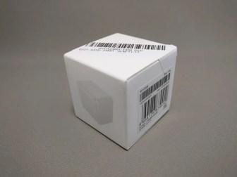 謎のキューブ 化粧箱 斜め