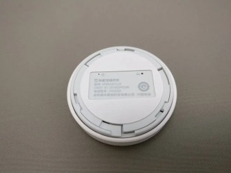Xiaomi mijia スマートホームセキュリティキット ワイヤレススイッチ 裏