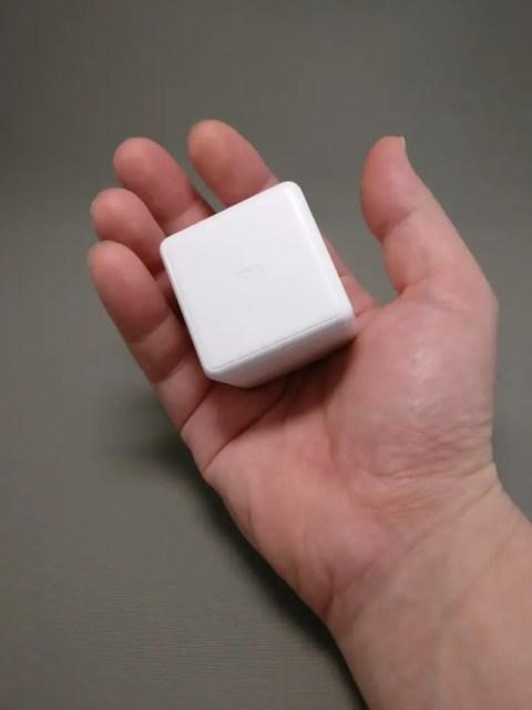 謎のCUBE(Xiaomi Mini Magic Box) 大きいキューブ