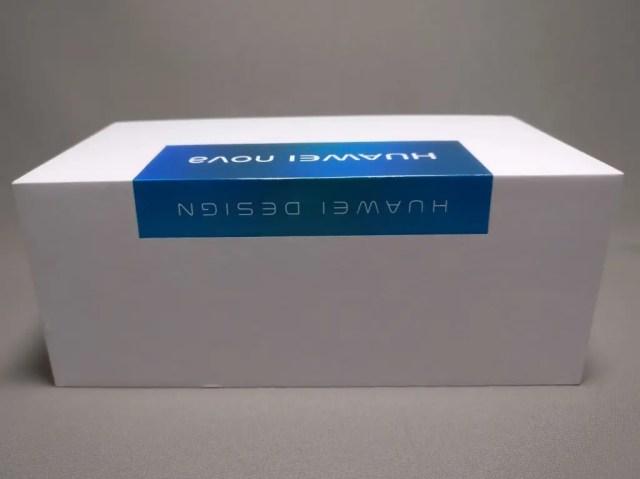 Huawei Nova 化粧箱 横