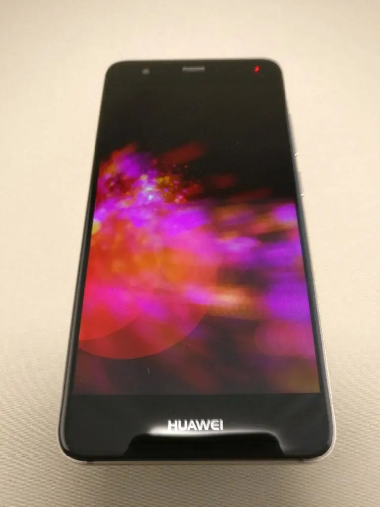 Huawei Nova 起動2