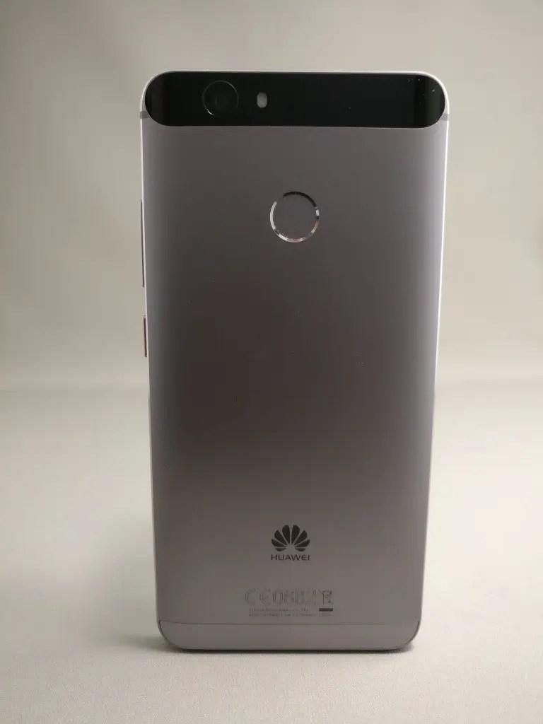 Huawei Nova 裏 正面 7