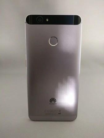 Huawei Nova 裏 正面 1