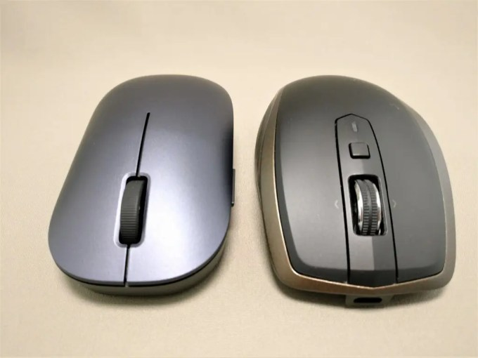 XIAOMI 1200DPI 2.4GHz 4 Buttons Wireless Optical Mouse For PC Laptop 他マウスと比較 MX Anywhere 2 MX1500