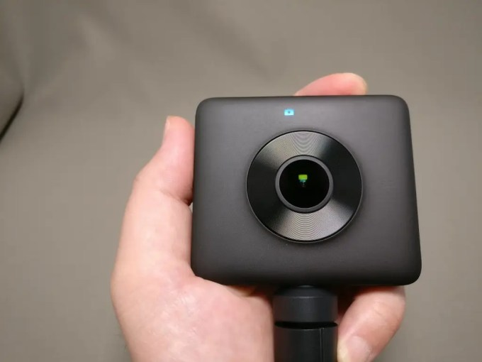 Xiaomi mijia 3.5K Panorama Action Camera カメラ