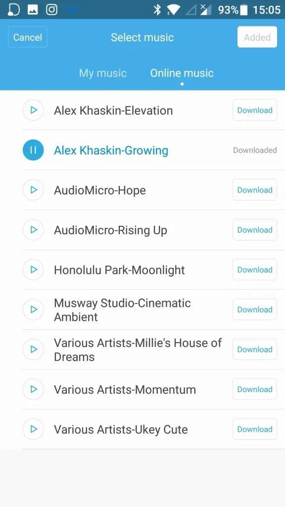 Mi Sphere Cameraアプリ Online music ダウンロード