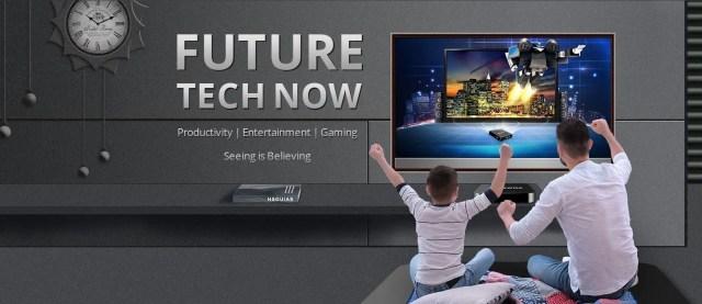 Future Tech NOW
