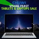 【GeekBeying】Chuwiブランドセール Apollo LakeなHi13とLapBook 20%Offクーポンあり♪