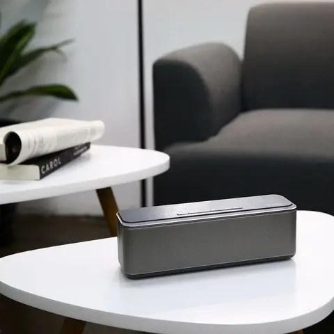 Bluetooth スピーカー ワイヤレススピーカー 8W*2ドライバー 内蔵マイク搭載 SK-S1