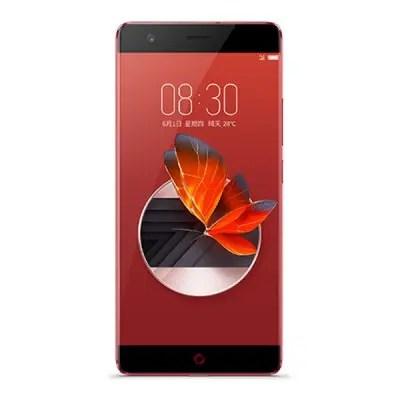 gearbest ZTE Nubia Z17 Snapdragon 835 MSM8998 2.35GHz 8コア RED(レッド)