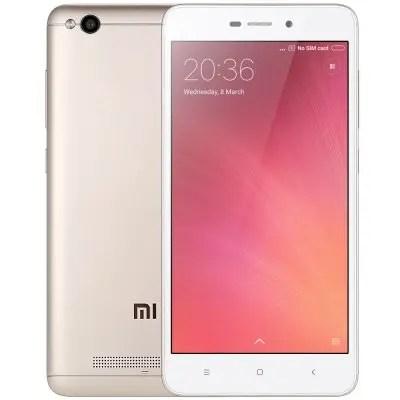 gearbest Xiaomi Redmi 4A Snapdragon 425 MSM8917 1.4GHz 4コア GOLDEN(ゴールデン)