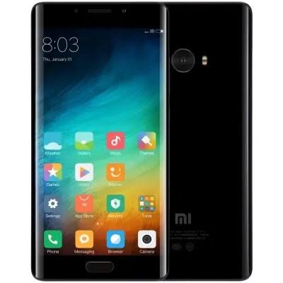gearbest Xiaomi Mi Note 2 Snapdragon 821 MSM8996 Pro 2.35GHz 4コア BLACK(ブラック)