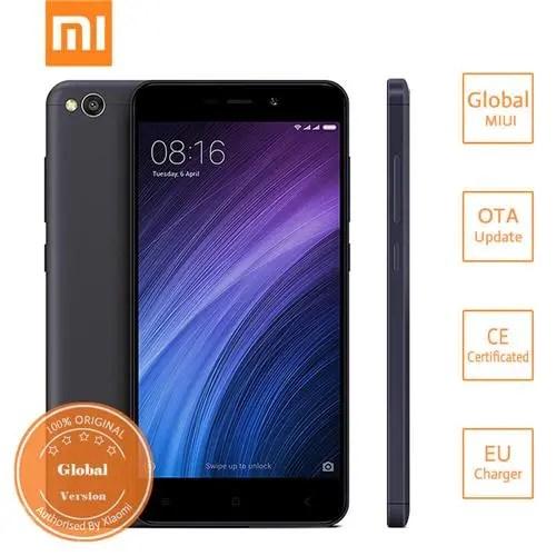 Xiaomi Redmi 4A Snapdragon 425 MSM8917 1.4GHz 4コア