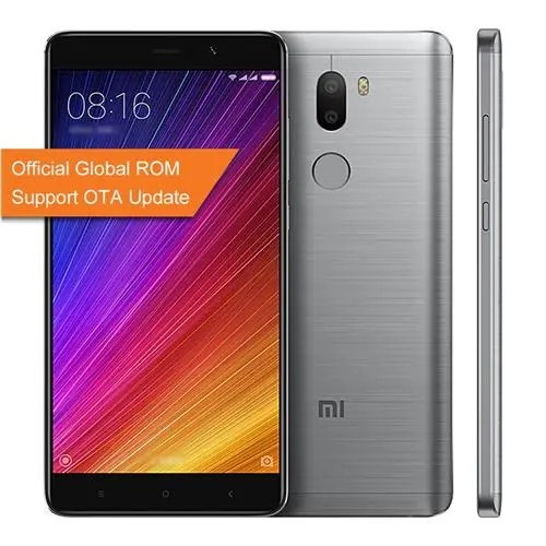 geekbuying Xiaomi Mi5s Snapdragon 821 MSM8996 Pro 2.15GHz 4コア GRAY(グレイ)