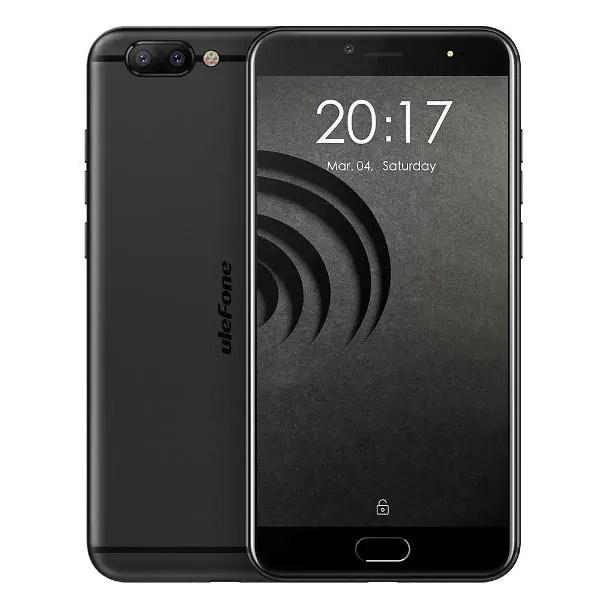 banggood AQUOS R  MTK6797X Helio X27 2.6GHz 10コア BLACK(ブラック)