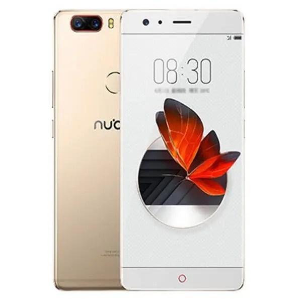 banggood ZTE Nubia Z17 Snapdragon 835 MSM8998 2.35GHz 8コア GOLDEN(ゴールデン)