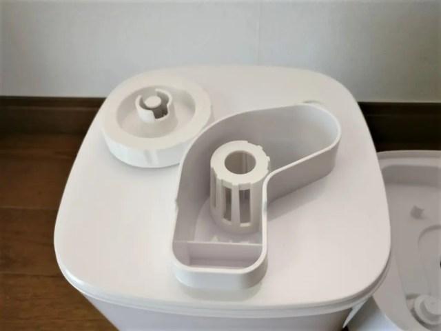 AUKEY 加湿器 超音波クールミスト加湿器 タンク
