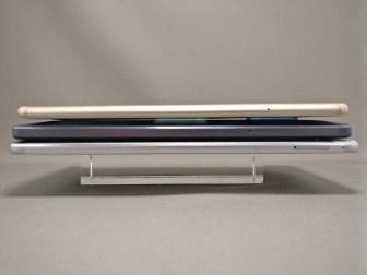 Xiaomi Mi Max 2 他スマホ比較 側面左