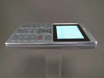 SATREND A10 GSM ミニカードフォン 側面 右2