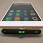 【dodocool】 Qi モバイルバッテリー + ワイヤレス充電レシーバーシートでワイヤレス充電 レビュー30%Offクーポンあり