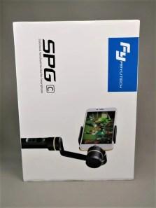 FeiyuTech SPG c 3軸 ハンドヘルド ジンバル スタビライザー 化粧箱2