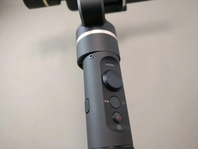 3軸ハンドヘルド ジンバル スタビライザー操作3
