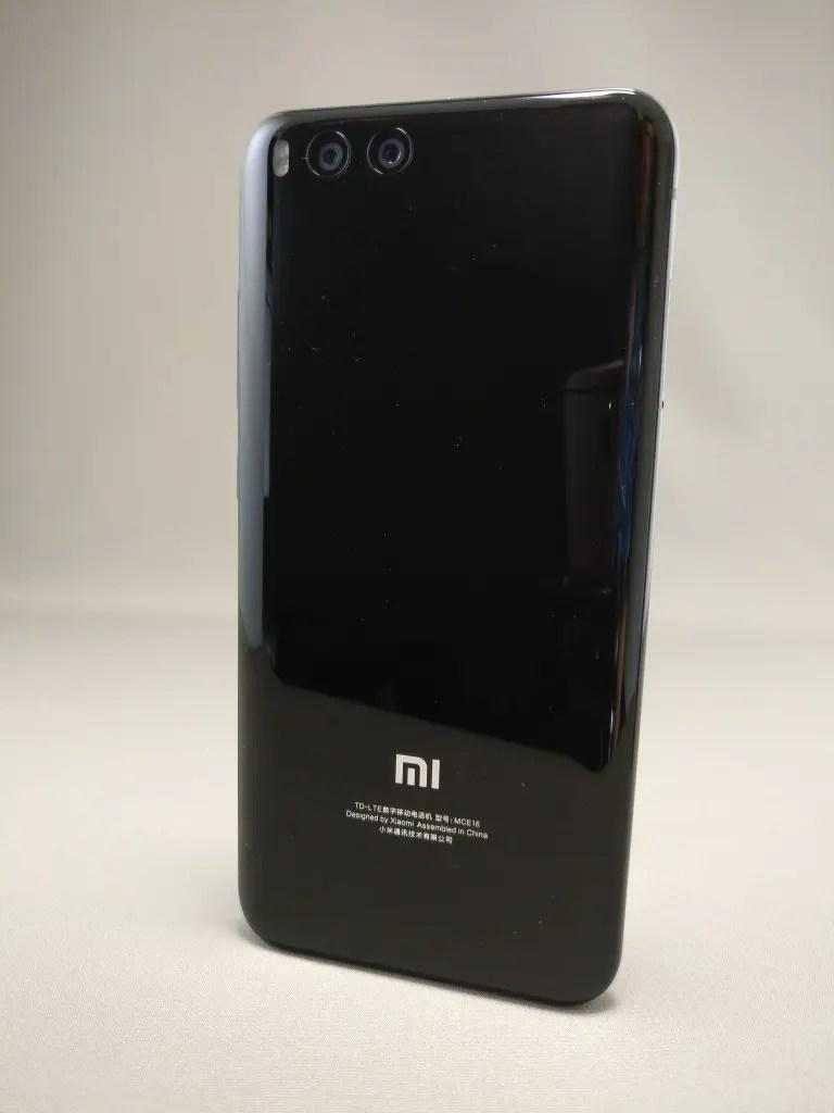 Xiaomi Mi6 表5