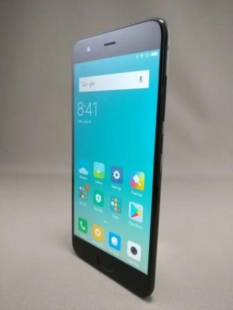 Xiaomi Mi6 表面9