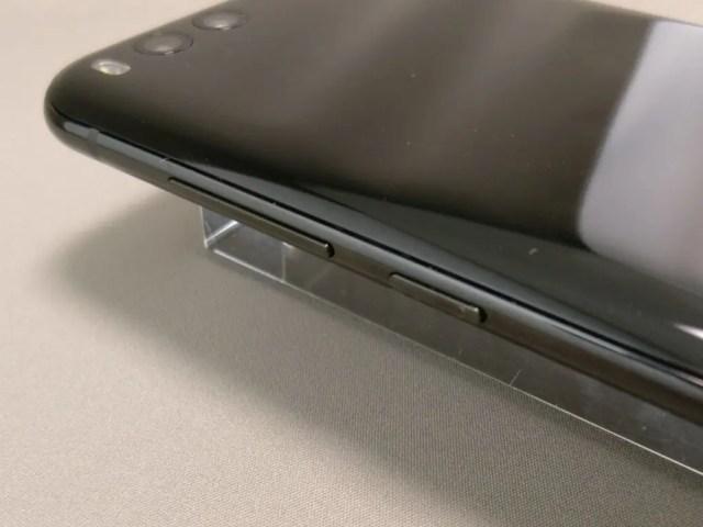 Xiaomi Mi6 側面右 ボタン