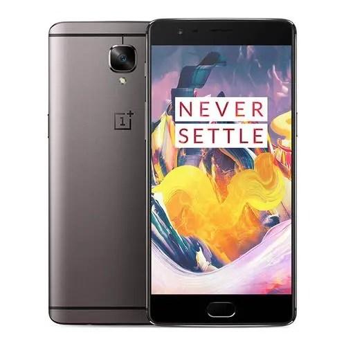 geekbuying OnePlus 3T Snapdragon 821 MSM8996 Pro 2.35GHz 4コア GRAY(グレイ)