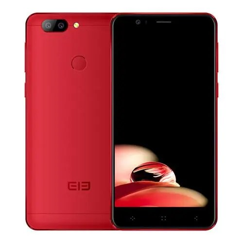 geekbuying ELEPHONE P8 Mini MTK6750T 1.5GHz 8コア RED(レッド)