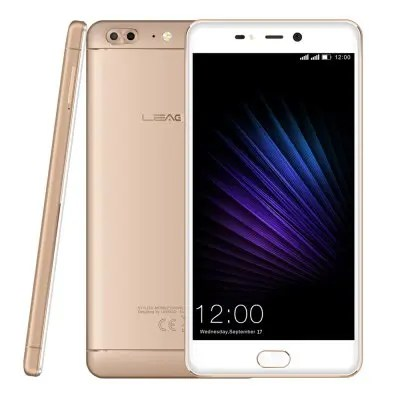 gearbest Leagoo T5 MTK6750T 1.5GHz 8コア CHAMPAGNE GOLD(シャンペンゴールド)