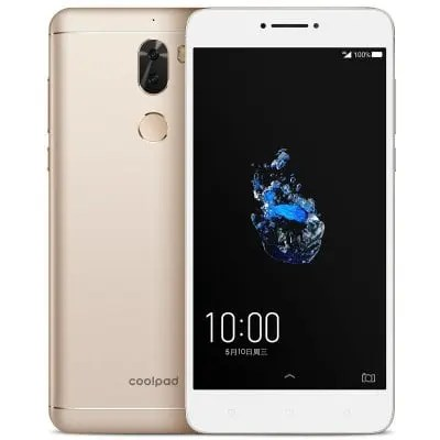 gearbest Coolpad Cool Play 6 Snapdragon 653 MSM8976SG 1.8GHz 8コア GOLDEN(ゴールデン)