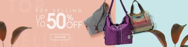 女性用ハンドバッグ 最大50%オフ クーポン