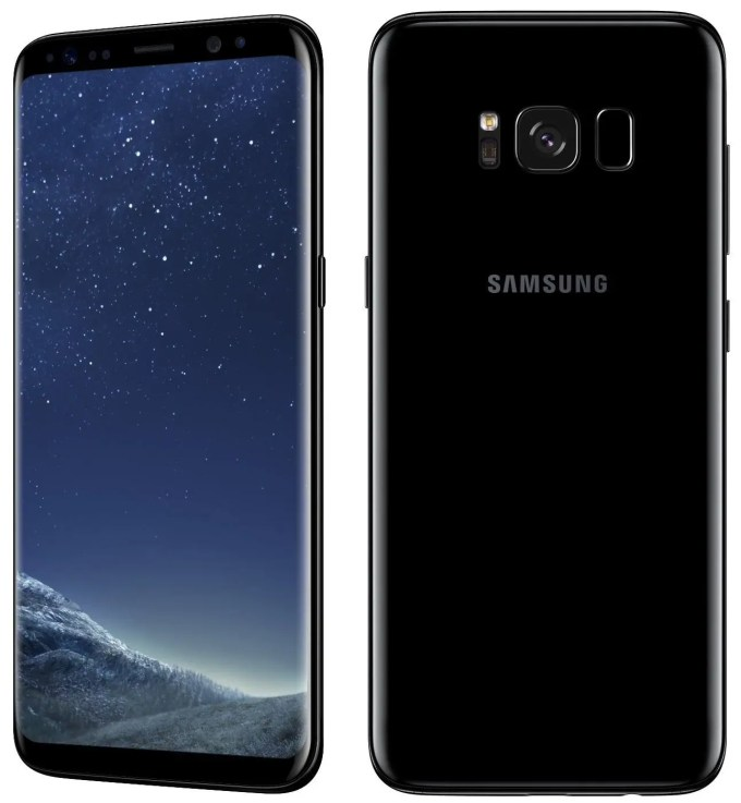 Galaxy S8+ Snapdragon 835 MSM8998 2.35GHz 8コア US,