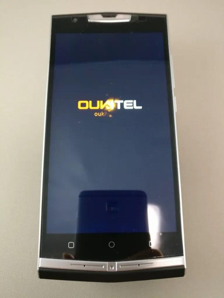 OUKITEL K10000 Pro 起動5
