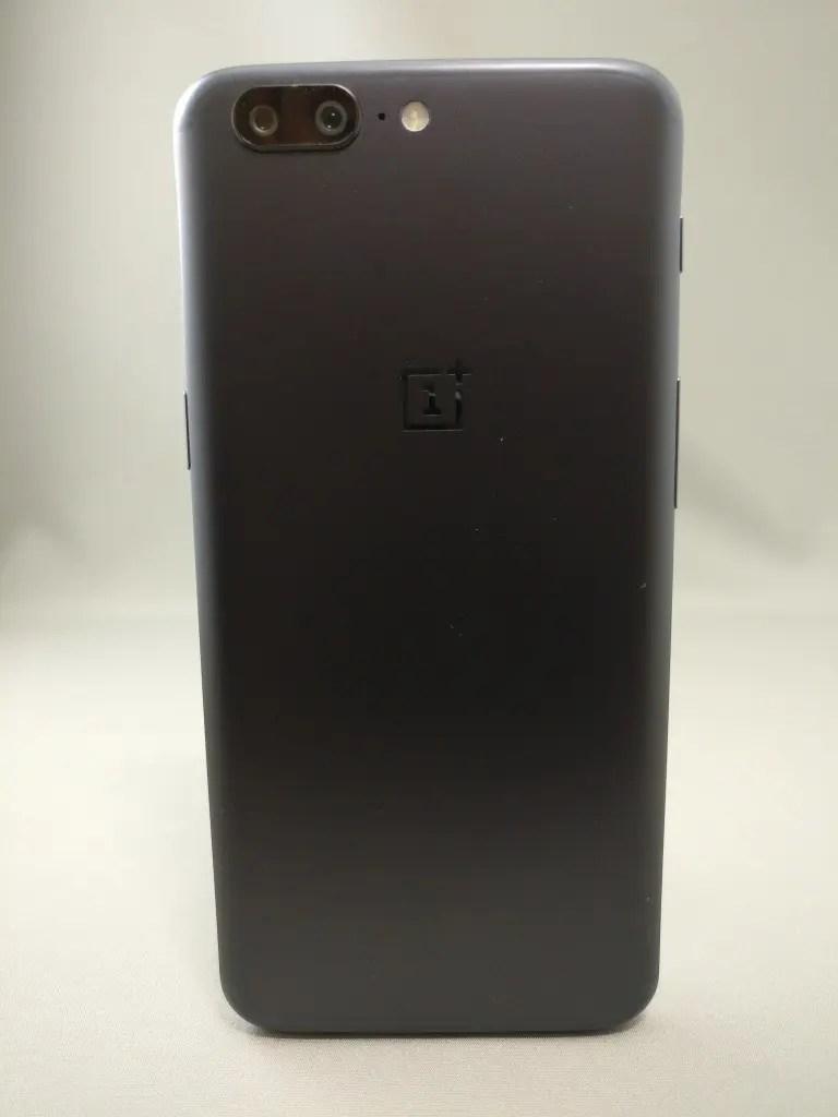 OnePlus5 裏面4