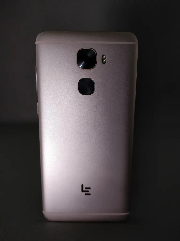 LeEco Le Pro3 Elite 裏正面 11