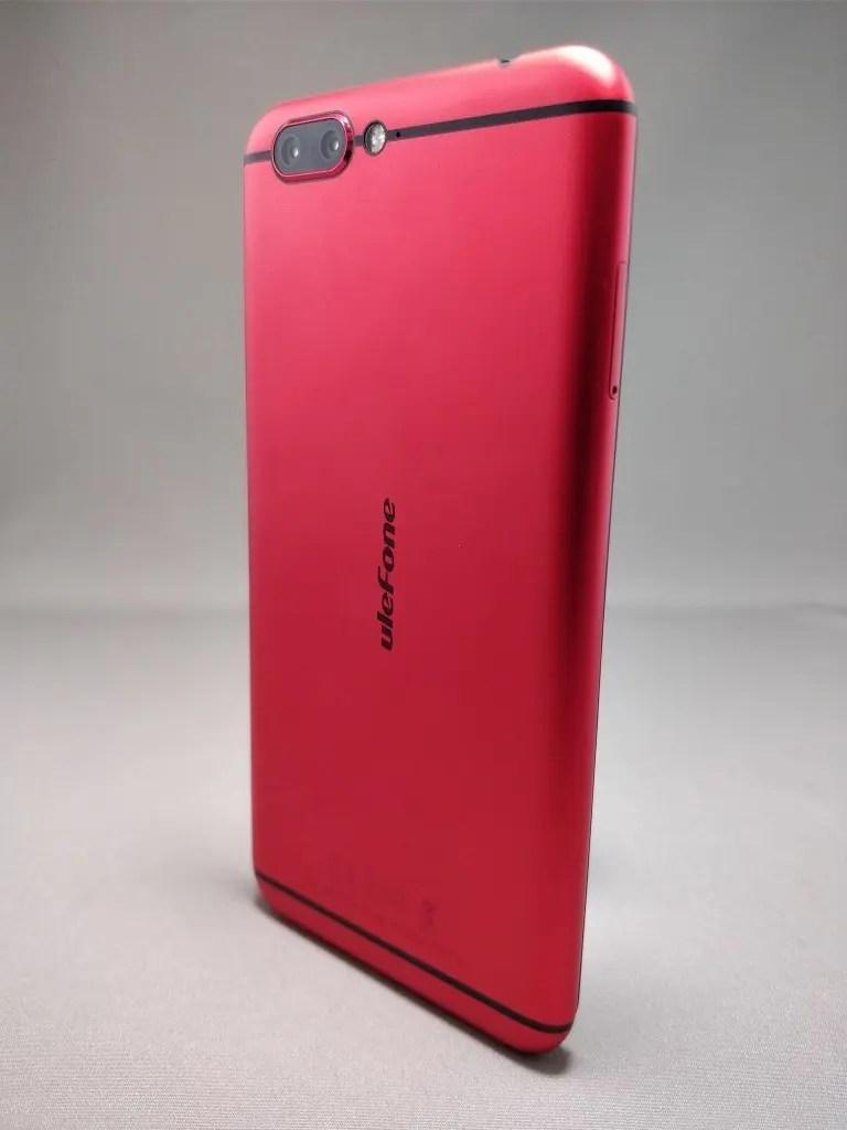 Ulefone Gemini Pro 裏 5