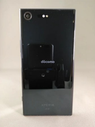 Xperia XZ Premium 裏10
