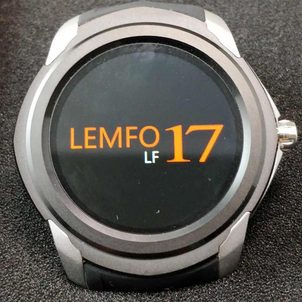 LEMFO LF17 起動 26
