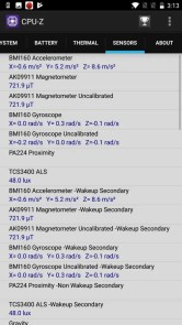 OnePlus5 CPU-Z8