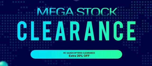 Mega Stock クリアランス 夏セール