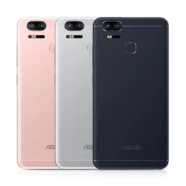 banggood ZenFone Zoom S ZE553KL (ZenFOne 3 Zoom) Snapdragon 625 MSM8953 2.0GHz 8コア SILVER(シルバー)