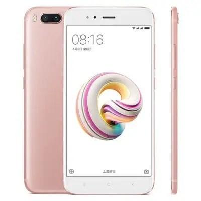 gearbest Xiaomi Mi 5X Snapdragon 625 MSM8953 2.0GHz 8コア ROSE GOLD(ローズゴールド)